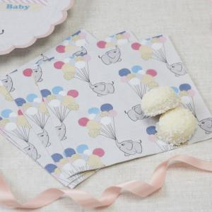 Elephant Paper Napkins - Little One