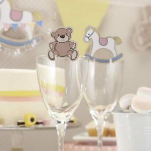 Glass Decorations - Rock-a-bye Baby