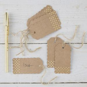 Luggage Tags - Kraft Perfection