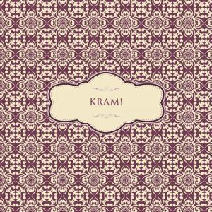 """Kram"" textkort - litet"