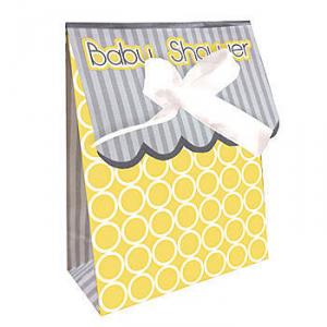 Modern Mommy Baby Shower Favour Bags
