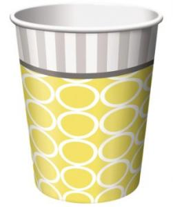 Modern Mommy Baby Shower Cups