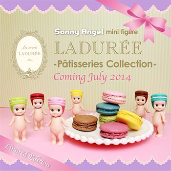 Sonny Angel Ladurée Pâtisseries Collection