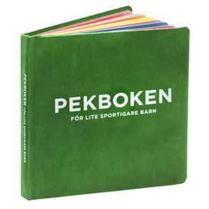 Pekboken för lite sportigare barn