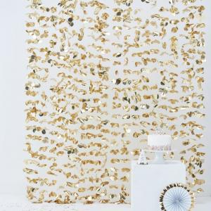 Gold Photo Booth Backdrop - Pick & Mix Pastel