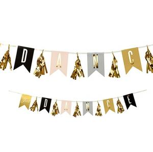 Glitterati 'Just Dance' Garland
