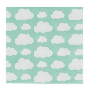 Paper Napkins - Clouds