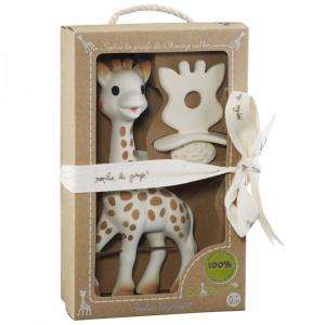 Sophie la Girafe® + Chewing Rubber So'Pure