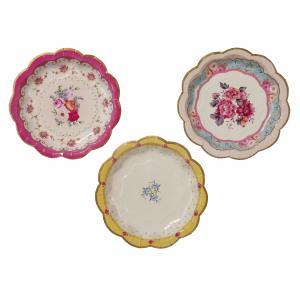 Truly Scrumptious Dessert Plates