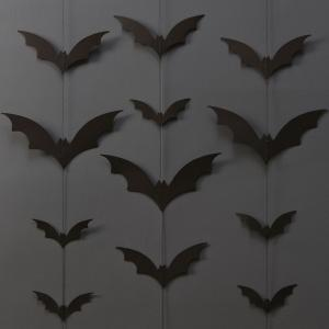 Halloween Bat Backdrop - Trick Or Treat