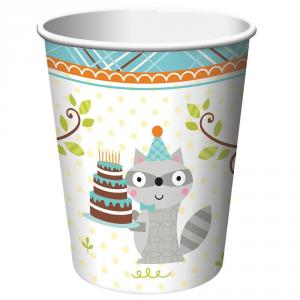 Happi Woodland Boy Cups
