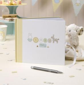 Baby Miffy - Guest Book