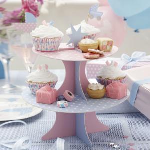 Tiny Feet Cupcake Stand