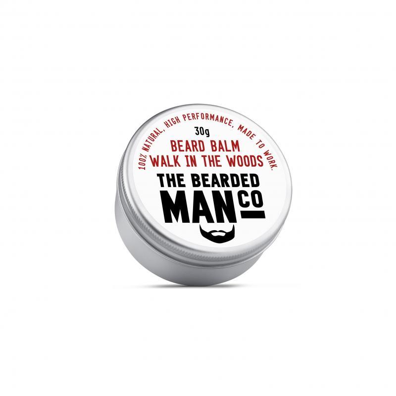 The Bearded Man Company- Beard Balm Walk in the Woods