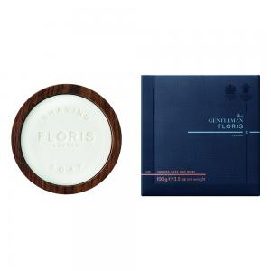 Floris - The Gentleman No. 89 Shaving Soap & Bowl