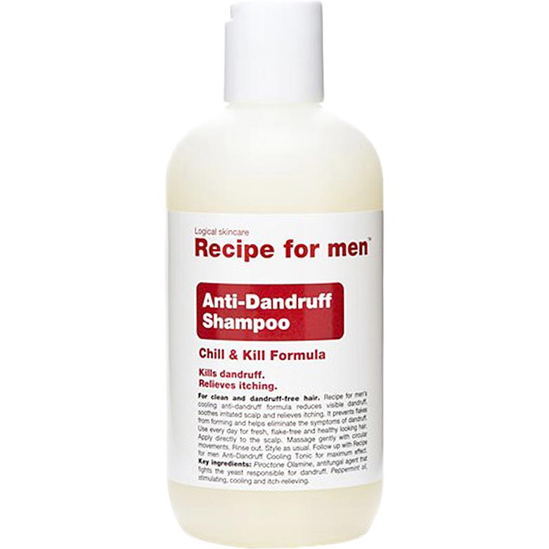 Recipe For Men - Anti-Dandruff Shampoo