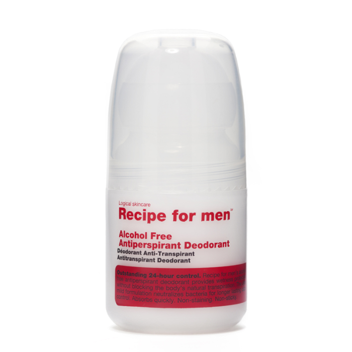 ​Recipe For Men - Antiperspirant Deodorant