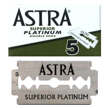 Astra - Superior Platinum 5-p