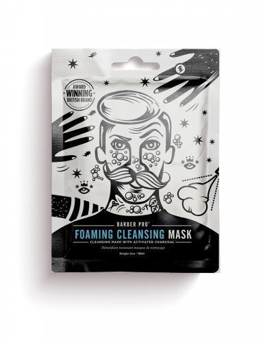 Barber Pro - Foaming Cleansing Mask