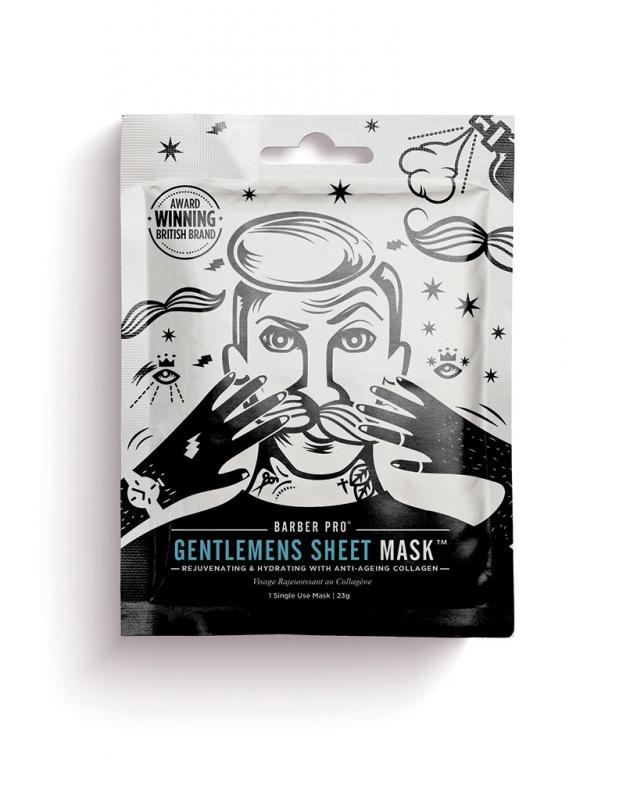 Barber Pro - Gentlemens Sheet Mask