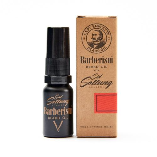 Captain Fawcett - Barberism Beard Oil 10 ml