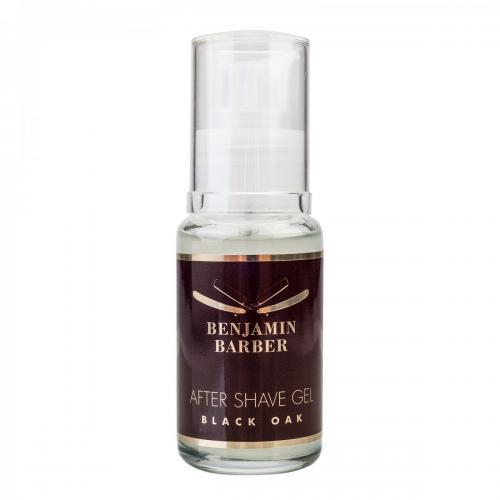 Benjamin Barber - Aftershave Gel Black Oak