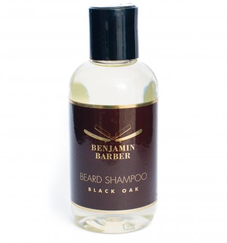 Benjamin Barber - Skäggschampo Black Oak