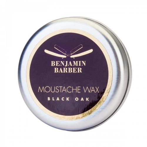 Benjamin Barber - Moustache wax