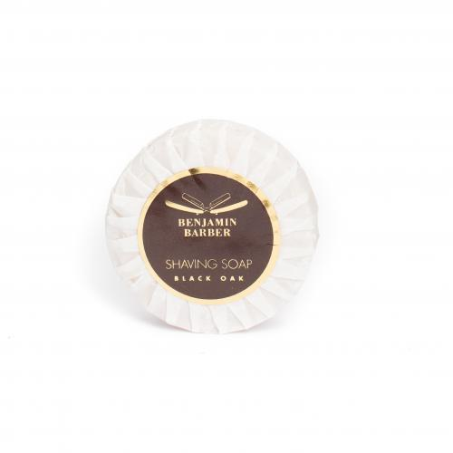 Benjamin Barber Shaving Soap Black Oak 50g