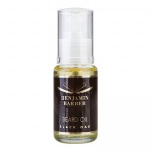 Benjamin Barber - Skäggolja Black Oak