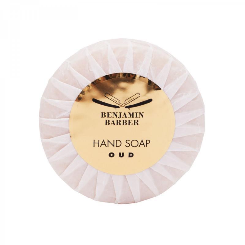 Benjamin Barber - Handtvål Oud