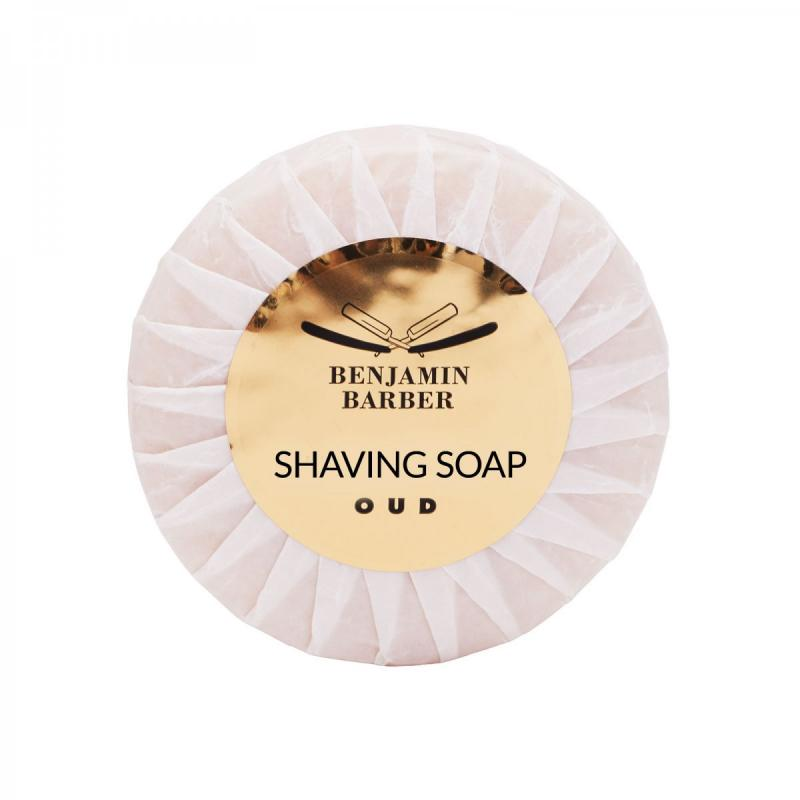 Benjamin Barber - Shaving Soap Oud
