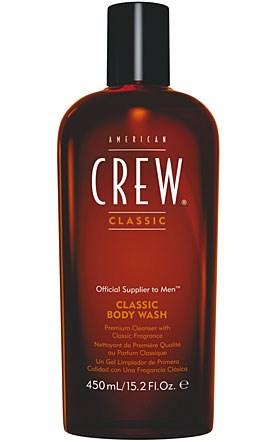 American Crew - Classic Body Wash