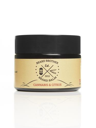 Beard Brother - Beard Balm Cannabis & Citrus