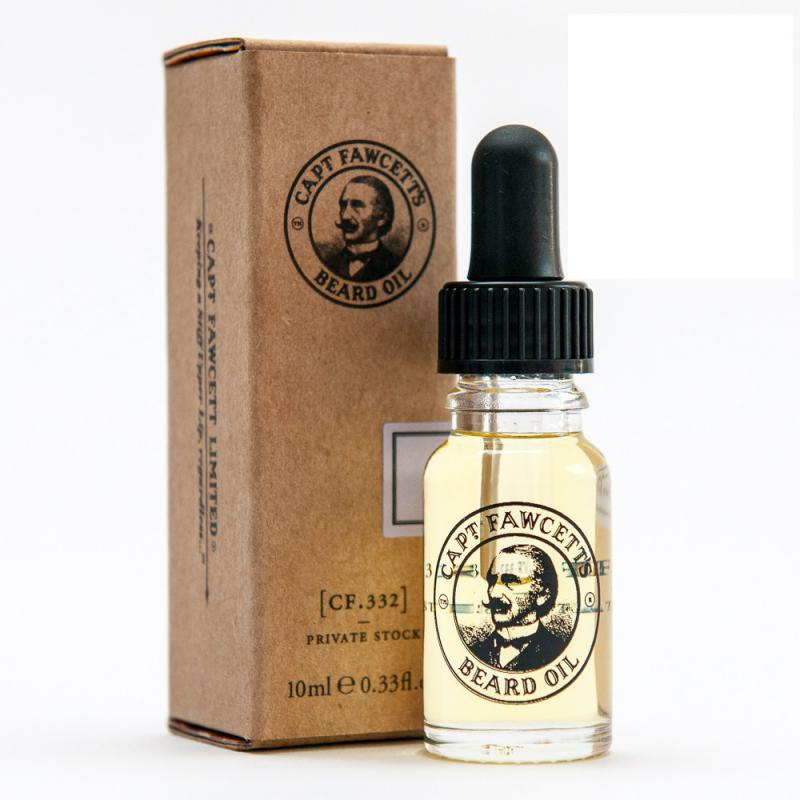 Captain Fawcett - Beard Oil Private Stock 10ml