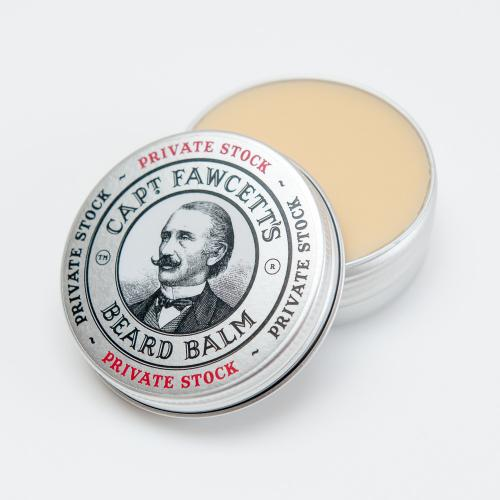 Captain Fawcett - Beard Balm Private Stock