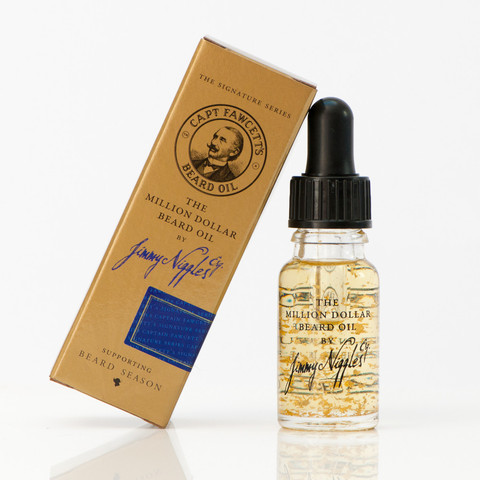 Captain Fawcett - Million Dollar Beard Oil 10 ml