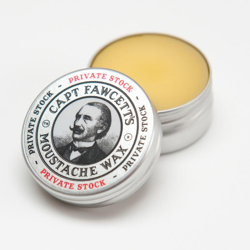 Captain Fawcett - Moustache Wax Private Stock