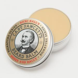 Captain Fawcett - Beard Balm Ricki Hall's Booze & Baccy