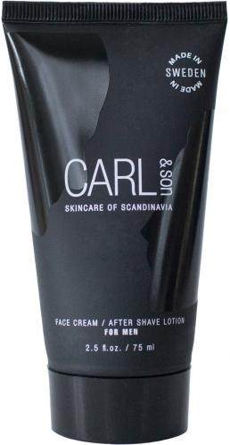 Carl & Son Skincare - Face Cream, After Shave Lotion