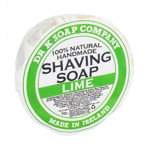 Dr K Soap Company - shaving Soap Lime