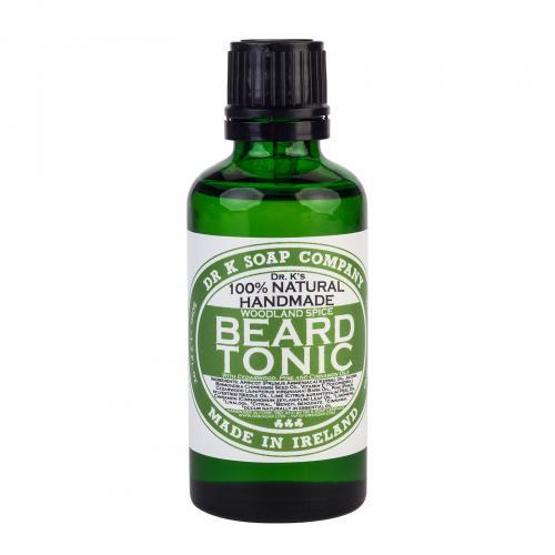 Dr K Soap Company - Beard Tonic Woodland spice