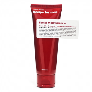 ​Recipe For Men - Facial Moisturizer +