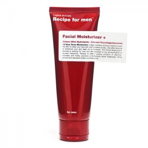 Recipe For Men - Facial Moisturizer +