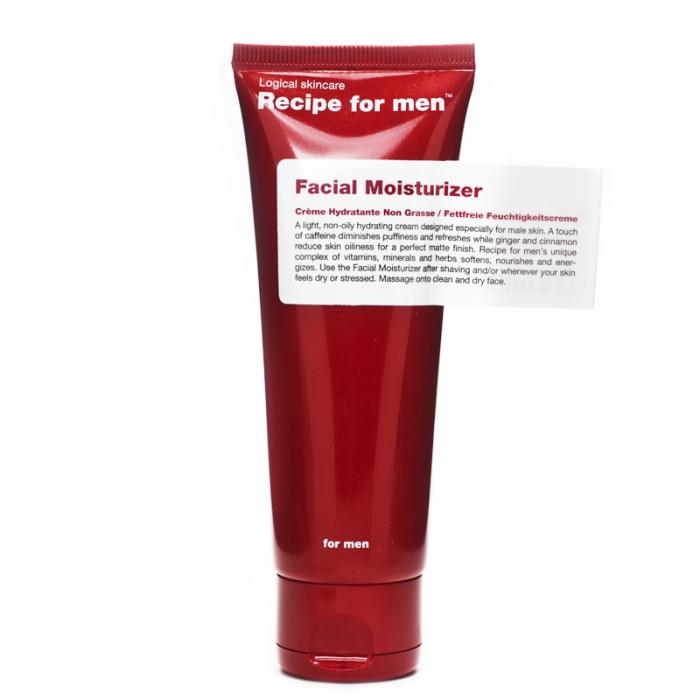 Recipe For Men - Facial Moisturizer