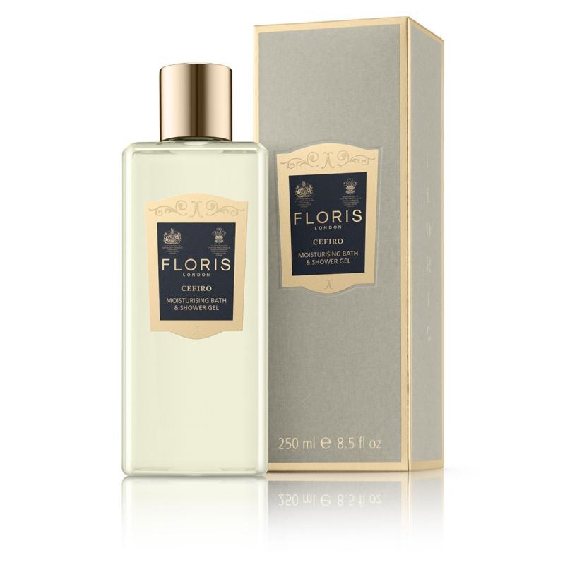 Floris - Cefiro Moisturising Bath & Shower Gel