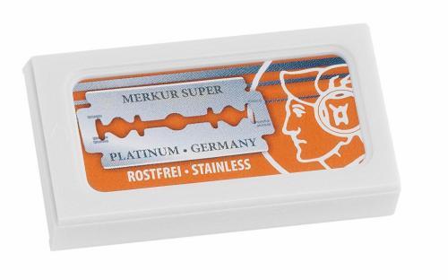 Merkur - Dubbelrakblad 10-pack