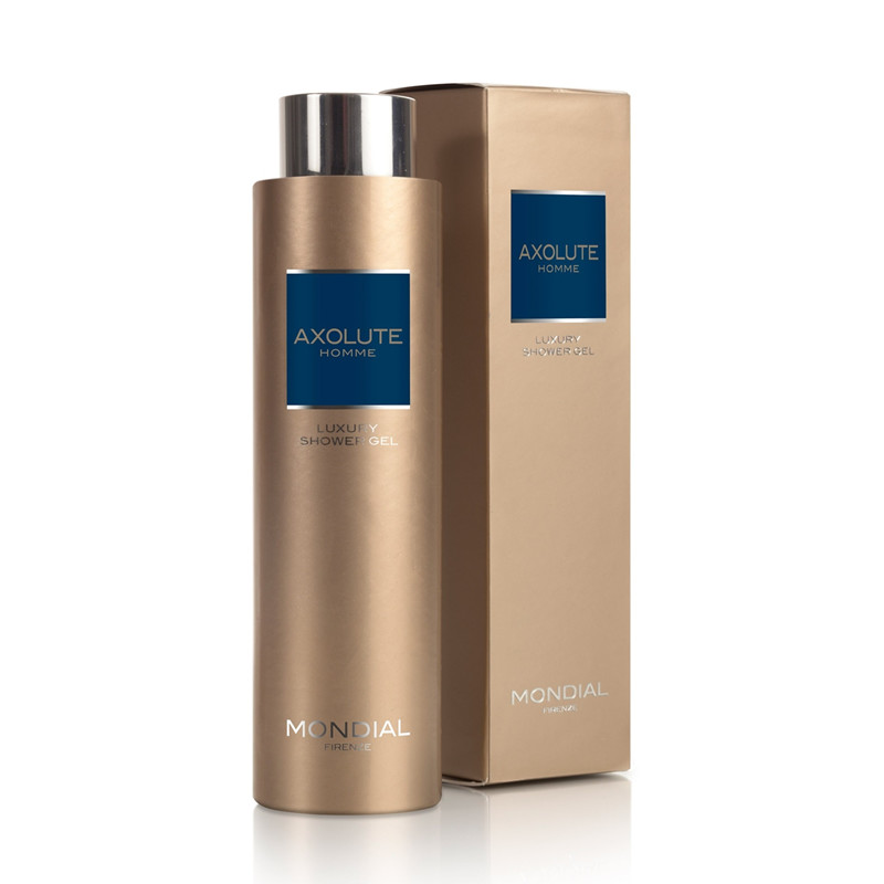 Mondial Axolute Homme - Luxury Shower Gel