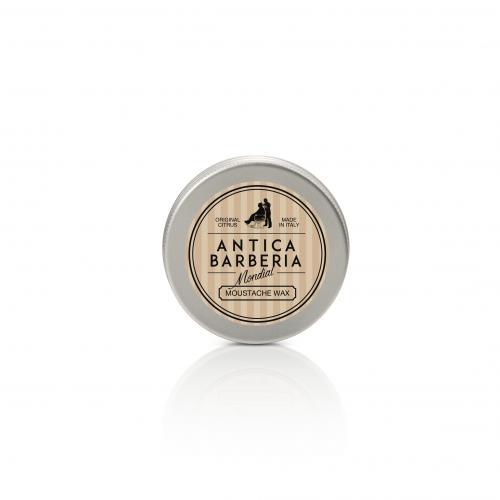 Mondial Antica Barberia - Mustaschvax