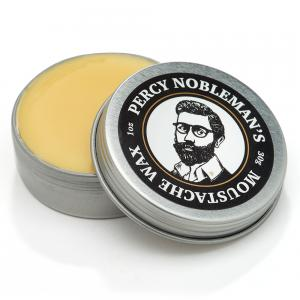 Percy Nobleman - Moustache Wax